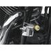 "Kuryakyn Universal Helmet Lock - 7/8"" - 1-1/4"" - Chrome"