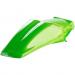 Acerbis Plastic Rear Fender - Green - KX80 - '91-'00