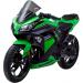 Zero Gravity Corsa Windscreen - Smoke - Ninja 300
