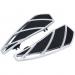 Kuryakyn Phantom Driver Floorboards - Chrome - Harley-Davidson Touring '83-'19