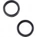 Parts Unlimited Fork Seals - 45x57x11
