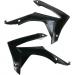 Acerbis Radiator Shrouds - CRF450R - Black