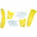 Acerbis Standard Body Kit - '07-'08 OE Yellow/White