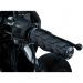 Kuryakyn Black ISO®-Grips for Honda/Triumph
