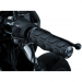 Kuryakyn Black ISO®-Grips for Metric Cruisers
