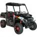 Moose Racing Wheel - 387RD - 12X8 - 4/156 - 4+4