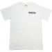 Parts Unlimited Logo T-Shirt - T-Shirt  - Short Sleeve Logo T-Shirt - White - 3XL