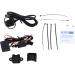 Kuryakyn Universal USB Power Port - Black