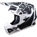 Moose Racing F.I. Agroid Helmet - MIPS - White/Black - Medium