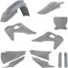 Acerbis Full Replacement Body Kit - Gray