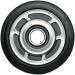 "Parts Unlimited IDL WHL 5.38"" SILV W/6205"