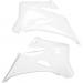 Acerbis Radiator Shrouds - 06 YZF 250 - White