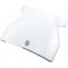 Acerbis Number Plate - Husqvarna 19-20 - White
