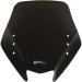 Zero Gravity SR Windscreen - Smoke - Concourse 14