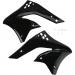 Acerbis Radiator Shrouds - 06 KX 450 F - Black