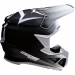 Moose Racing F.I. Agroid Helmet - MIPS - White/Black - 2XL