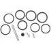 Parts Unlimited Brake Caliper Rebuild Kit - Yamaha