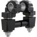 "Rox Speed FX Black 2"" Rox Elite Anti-Vibration Riser"