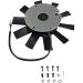 Moose Racing Hi-Performance Cooling Fan - 600 CFM