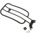 Motherwell Luggage Rack - Gloss Black - FLDE