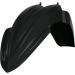 Acerbis Plastic Front Fender - Black - KX85/100