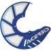 Acerbis Mini X-Brake Disc Cover - Blue/White
