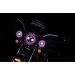 "Kuryakyn 4 1/2"" LED Passing Lamp - Multi-Color Halo"