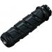 Kuryakyn Gloss Black Kinetic™ Grips for Metric/Victory