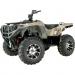 Moose Racing Wheel - 387M - 12X7 - 4/156 - 4+3
