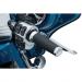 Kuryakyn Chrome Thresher Grips for TBW Harley Davidson