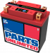 Parts Unlimited Li-Ion Battery - HJTX14AHQ-FP