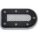 Kuryakyn Brake Pedal Pad - Chrome - FX