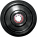 Parts Unlimited WHEEL SD 141MM BLACK
