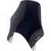 PUIG Naked Windshield - Black - ER5