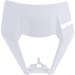 Acerbis Headlight Mask - White - KTM
