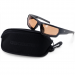 Bobster Tread Sunglasses - Matte Black - Amber