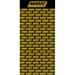 Moose Racing Slat Graphic 4'x8' - MUD