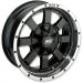 Moose Racing Wheel - 420MB - 17X7 - 4/115