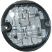 Kuryakyn Front LED Conversion - Smoke