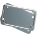 Kuryakyn License Plate Holder with Backing Plate