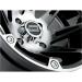 Moose Racing Wheel - 387M - 12X7 - 4/110 - 4+3