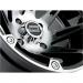 Moose Racing Wheel - 387M - 14X7 - 4/110 - 4+3