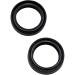 Parts Unlimited Fork Seals - 30x40.5x105