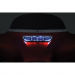 Kuryakyn LED Fairing Vent Light - Chrome