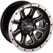 Moose Racing Wheel - 548M - 14X7 - 4/110 - 4+3