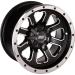 Moose Racing Wheel - 548M - 14X8 - 4/136 - 4+4