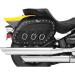 Saddlemen Desperado Rigid-Mount Specific-Fit Quick-Disconnect Saddlebags - C90