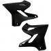 Acerbis Radiator Shrouds - YZ125/250 - Black