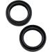 Parts Unlimited Fork Seals - 35x48x11