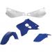 Acerbis Plastic Body Kit - '01 OE Blue/White - YZ80